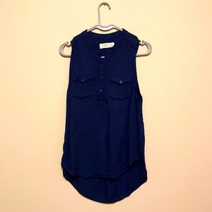 Abercrombie Fitch sleeveless blouse